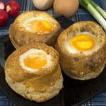 Jaja u pecivu