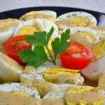 Jaja u umaku od senfa