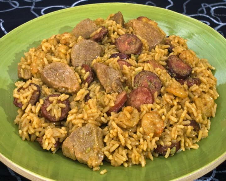 Jambalaya - Fini Recepti