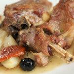 Pečena janjetina na rimski način - Fini Recepti by Crochef