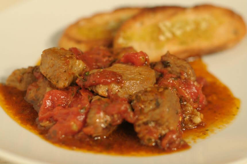 Janjetina na mediteranski način - Fini Recepti
