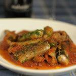 Jegulje na ribarski način - Fini Recepti