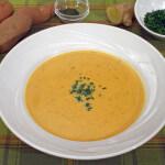 Krem juha od batata