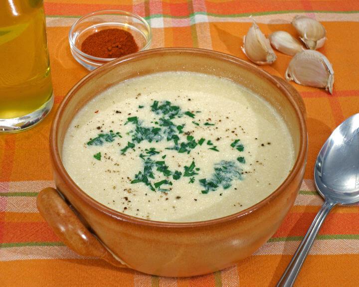 Krem juha od češnjaka - Fini Recepti