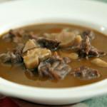 Lovačka juha od divljači