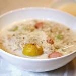 Juha od ječma s kestenima - Fini Recepti by Crochef