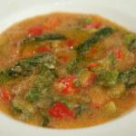Gusta juha od kelja i palente