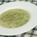 Juha od celera, krumpira i graška - Fini Recepti by Crochef