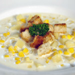 Juha od krumpira s kukuruzom i sirom - Fini Recepti by Crochef