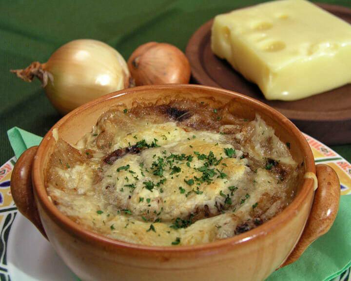 Francuska juha od luka