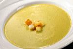 Krem juha od mladog graška