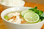 Tom yam goong (juha od morskih kozica)