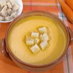 Krem juha od mrkve