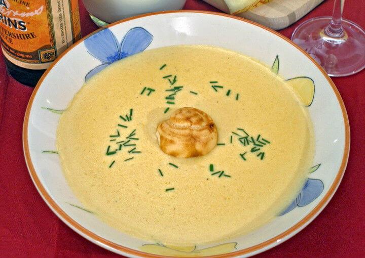Juha od sira - Fini Recepti