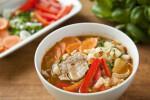 Vijetnamska juha od svinjetine i povrća