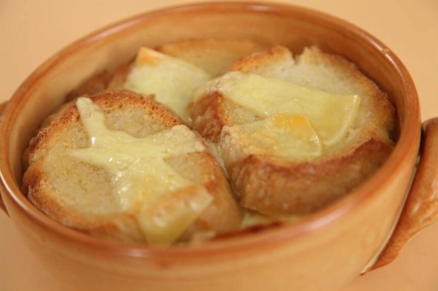 Toscanska juha sa zapečenim kruhom - Fini Recepti by Crochef