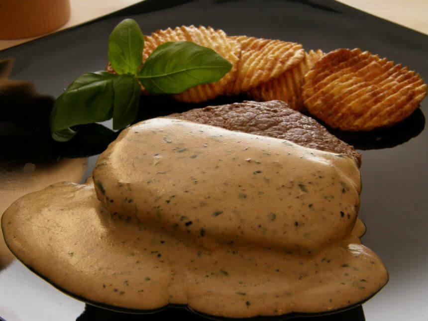 Juneći odresci s crnim mljevenim tartufom - Fini Recepti