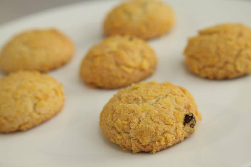 Keksi s kukuruznim pahuljicama - Fini Recepti by Crochef