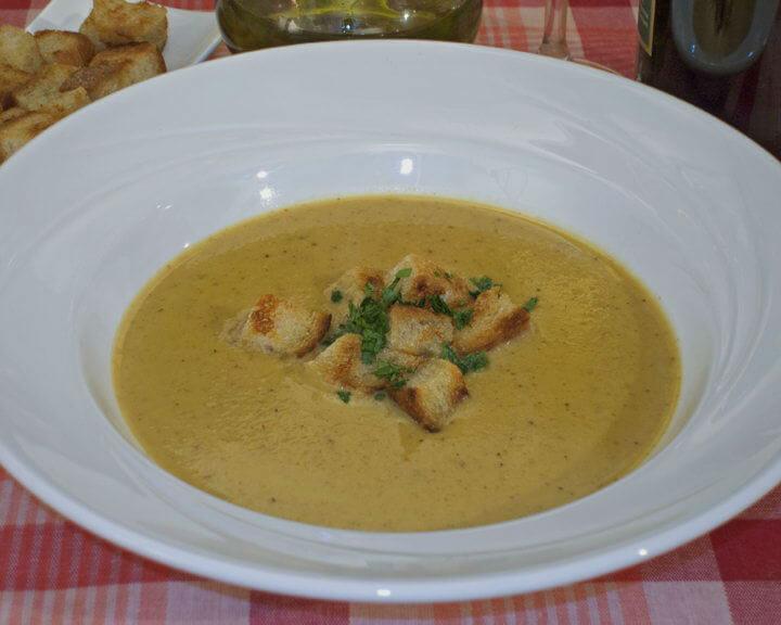 Krem juha od kestena - Fini Recepti