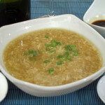 Kineska juha od jaja