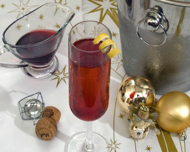 Kir Royal - Fini Recepti