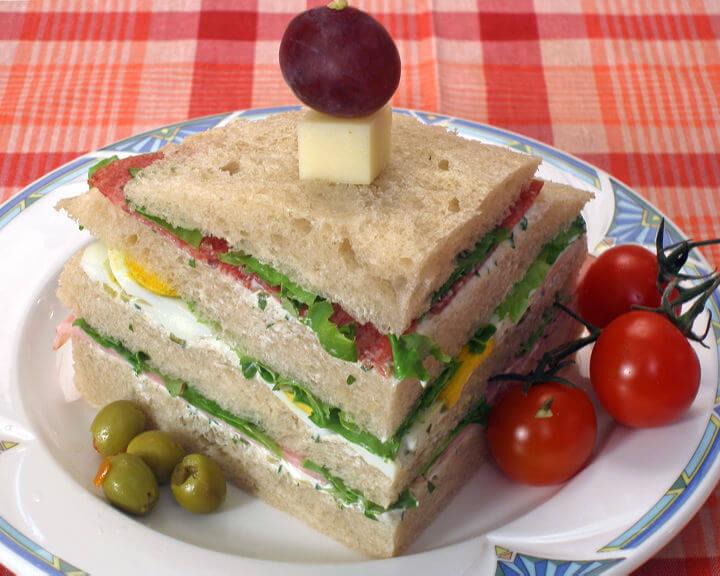 Klupski sendvič