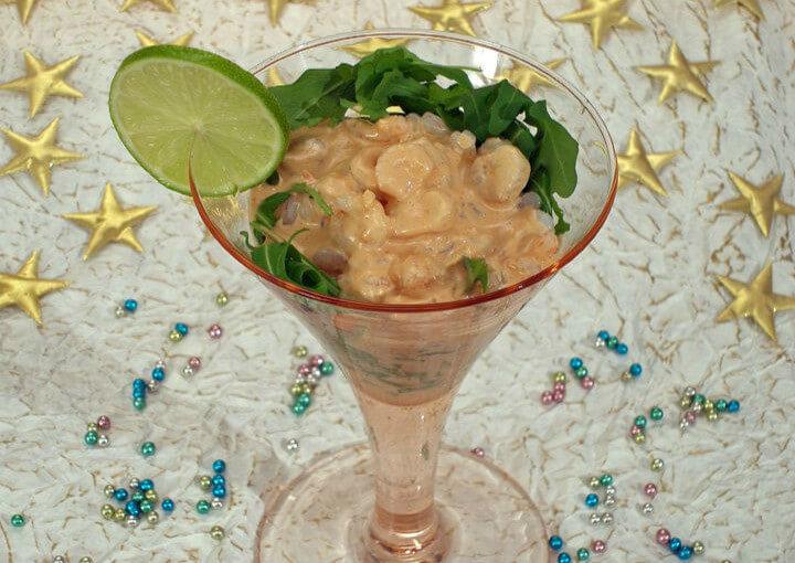 Koktel od morskih kozica