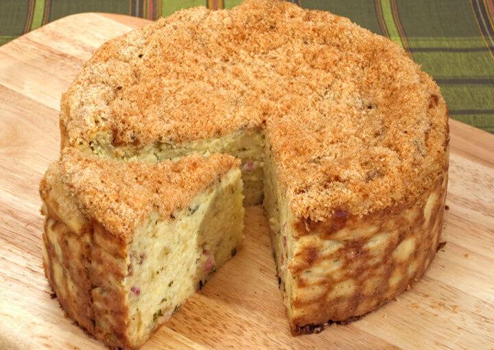 Sicilijanski kolač od krumpira