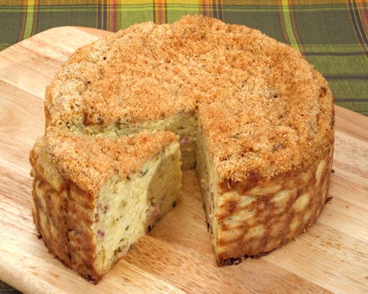 Sicilijanski kolač od krumpira - Fini Recepti