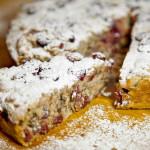 Adventski kolač s marcipanom i višnjama - Fini Recepti by Crochef