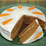 Torta od mrkve (Carrot cake)