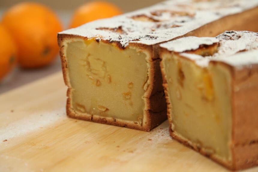 Kolač od naranče - Fini Recepti by Crochef