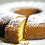 Kolač od palente, badema i limuna - Fini Recepti by Crochef