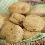 Slani kolačići sa čvarcima - Fini Recepti by Crochef
