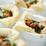 Slani kolačići od lisnatog tijesta i mljevenog mesa - Fini Recepti by Crochef