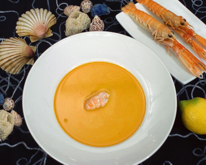 Krem juha od škampa - Fini Recepti