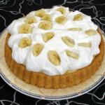 Krem torta s bananama