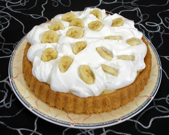 Krem torta s bananama - Fini recepti