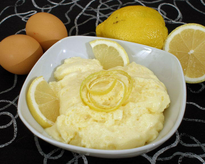 Krema od limuna - Fini Recepti
