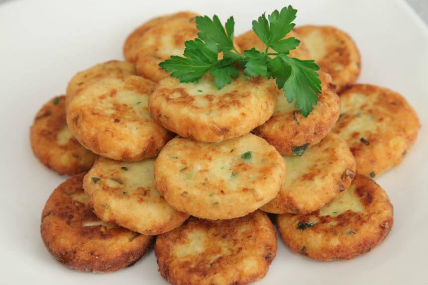 Okruglice od krumpira i feta sira - Fini Recepti by Crochef