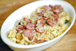 Drobljeni krumpir s jabukama i kobasicom - Fini Recepti by Crochef