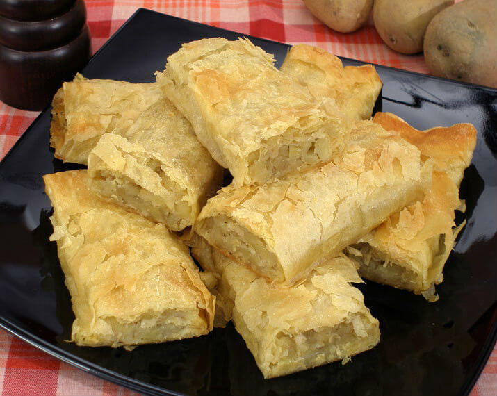 Pita krumpiruša - Fini Recepti