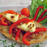 Kruščići s topljenim sirom