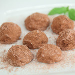 Slatke kuglice od kestena i čokolade