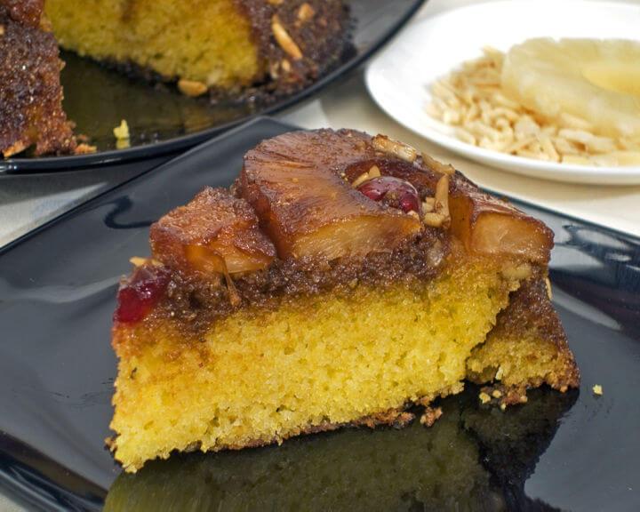 Kukuruzna torta s ananasom - Fini Recepti