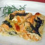 Lazanje s lososom - Fini Recepti