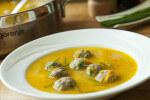 Frikadelu zupa - latvijska juha s mesnim okruglicama