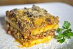 Lasagne od palente i mljevenog mesa