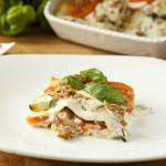Lazanje s tunjevinom i povrćem