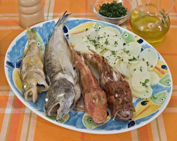 Lešada od miješane bijele ribe - Fini Recepti